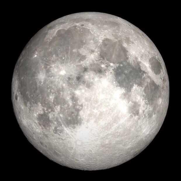 NASA gaat naar de zuidpool van de maan