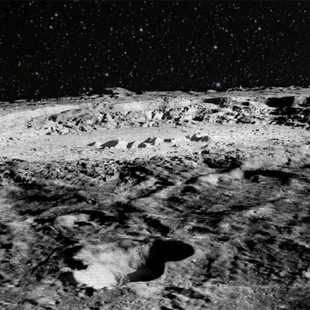 Audi gaat naar de maan