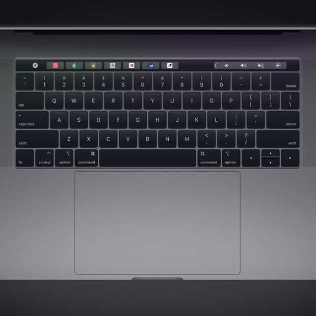Apple's Macbook Pro-update is er: meer power, stiller toetsenbord