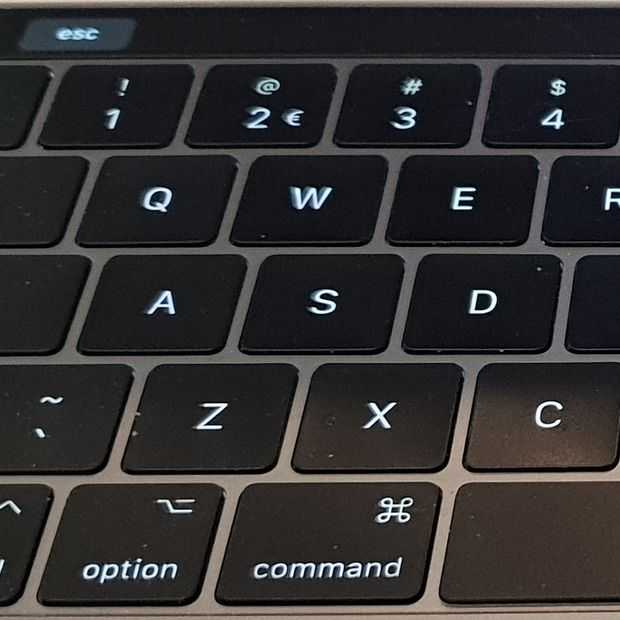 Apple patenteert anti-kruimel toetsenbord voor Macbooks