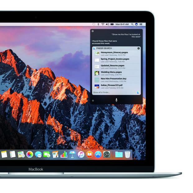 MacOS Sierra is beschikbaar, dus downloaden maar!