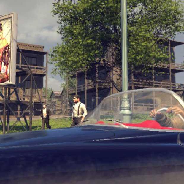 Mafia II wil op het rechte pad blijven