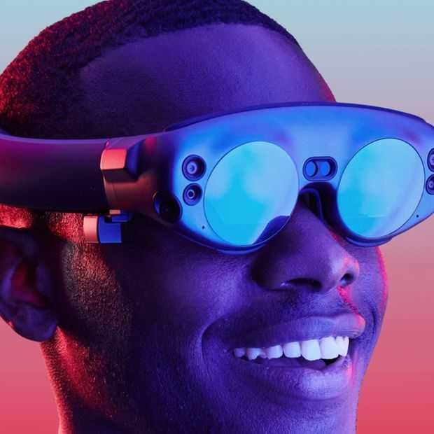 AR-sensatie Magic Leap blijkt 'gewone' AR-bril