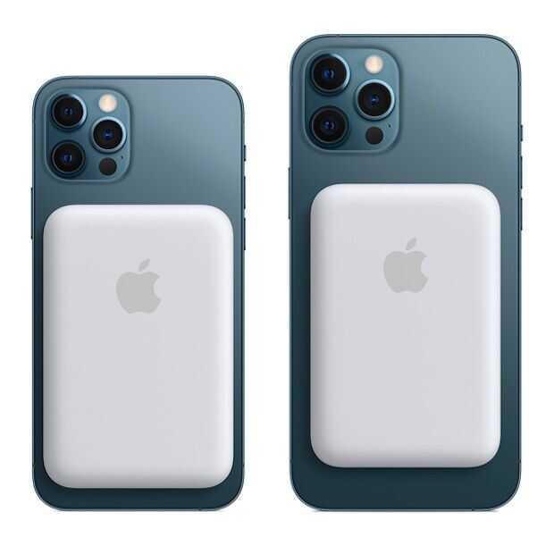 Apple rolt iOS 14.7 uit: MagSafe powerbank support voor iPhone 12