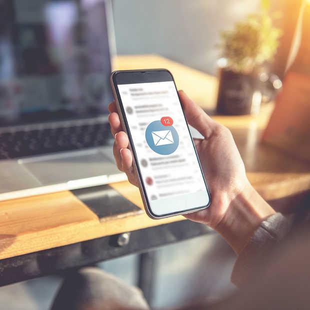 Onderzoek: gebruik e-mail en social media in 2019