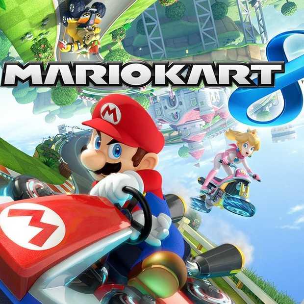 Mario Kart 8 al 2 miljoen keer verkocht