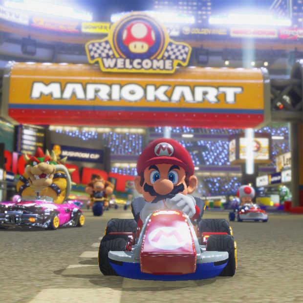 Mario Kart 8: lot's of fun en de beste versie tot nu toe