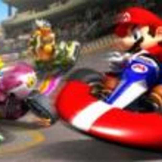 Mario Kart bestverkochte game van 2008