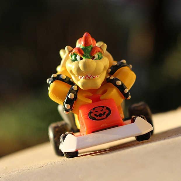 Mario Kart Tour, met de M van microtransacties