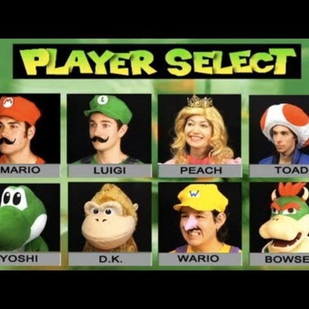 Mario Kart: The Movie - Trailer
