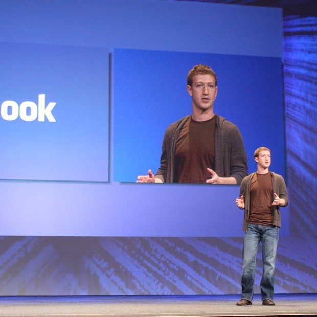 Mark Zuckerberg verkoopt 95 miljoen dollar aan aandelen voor goede doel