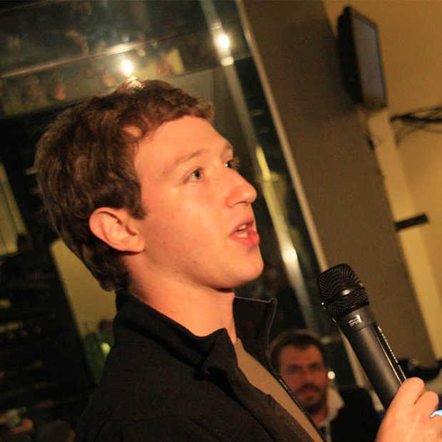 De 10 beste quotes van Mark Zuckerberg