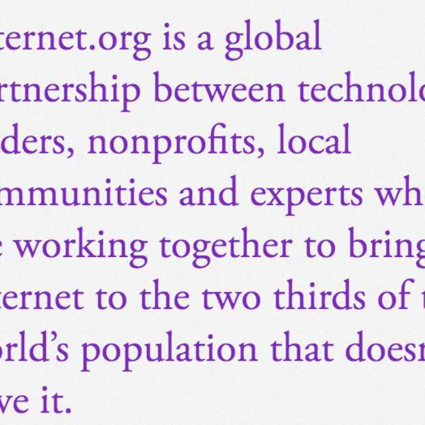 Mark Zuckerberg spreekt op #MWC over Internet.org