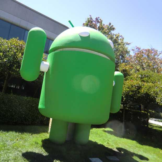 Marktaandeel van Android zal dit jaar pieken