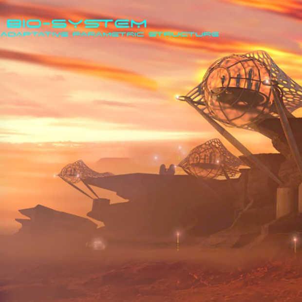 Zo ziet leven op Mars eruit ... HP toont ongekende VR-simulatie