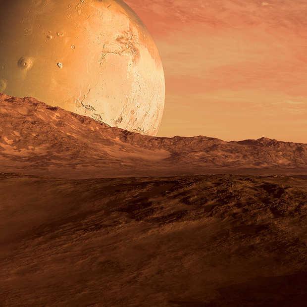 Je kan met NASA mee naar Mars; althans je naam