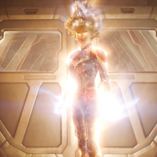 Brie Larsson als Captain Marvel, ook deze film moet je gaan kijken!