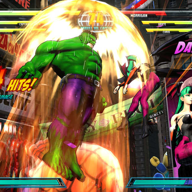 Marvel VS Capcom 3: Ik zie mezelf niet meer