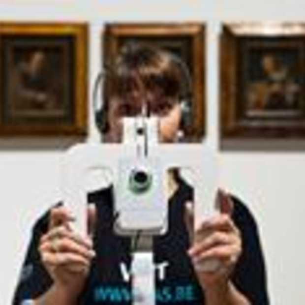 MAS museum organiseert fygitale tour
