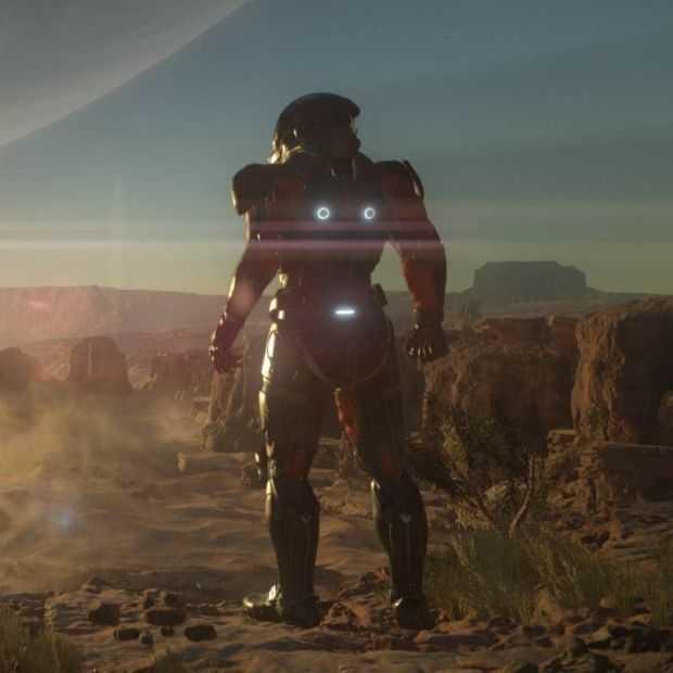 Mass Effect: Andromeda speelt open kaart