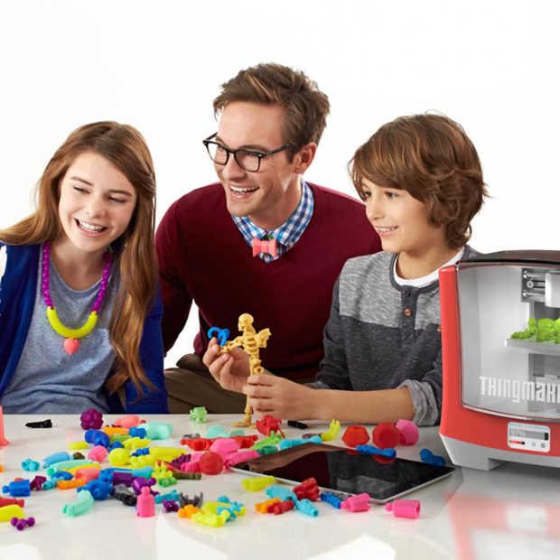 Thingmaker van Mattel: een 3D-printer voor al jouw speelgoed