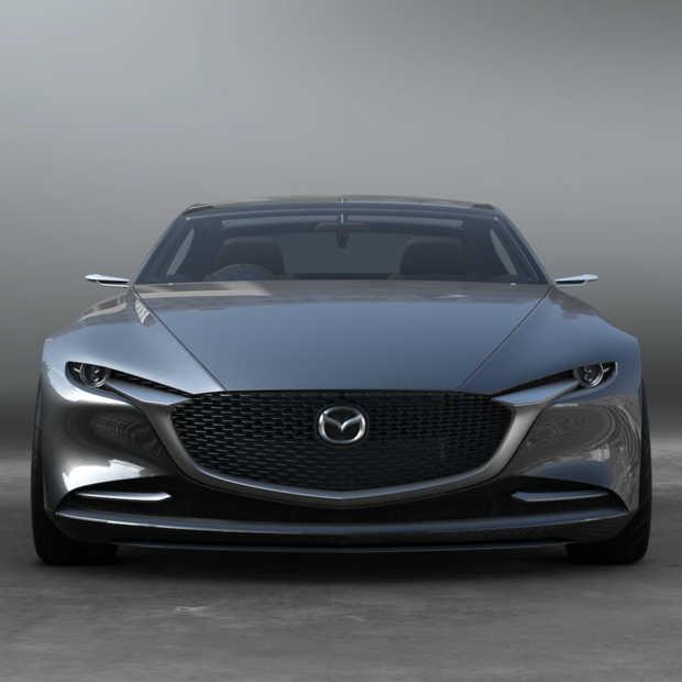 Mazda Vision Coupé concept, te mooi voor woorden