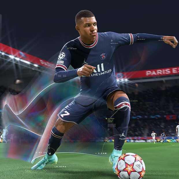 Fifa 22 toont eerste gameplaybeelden, beschikbaar op 1 oktober