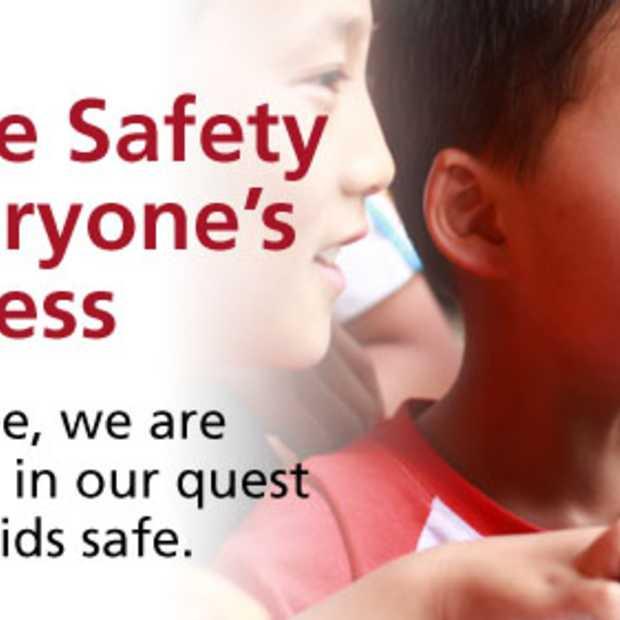 McAfee leert schoolkinderen over online veiligheid