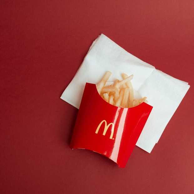 McDonalds's test spraakherkenning voor McDrive