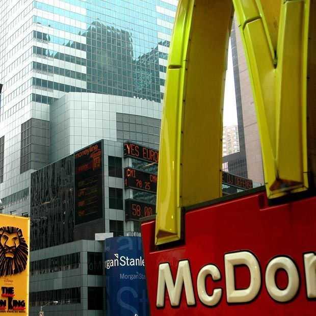 McDonald's gaat een stapje verder met zijn vegetarische pad