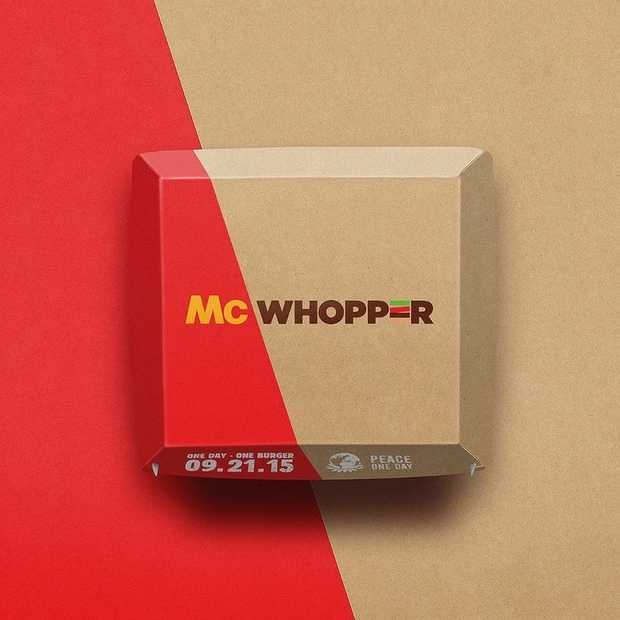 McDonald's struikelt over McWhopper, marketingblunder van het jaar