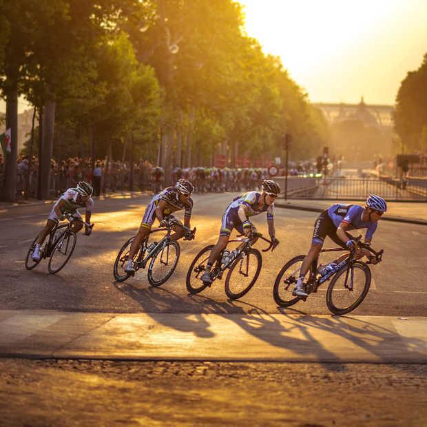 Warmtecamera's moeten mechanische doping bij Tour de France tegengaan