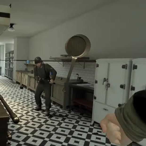 Er komt een nieuwe Medal of Honor VR-game