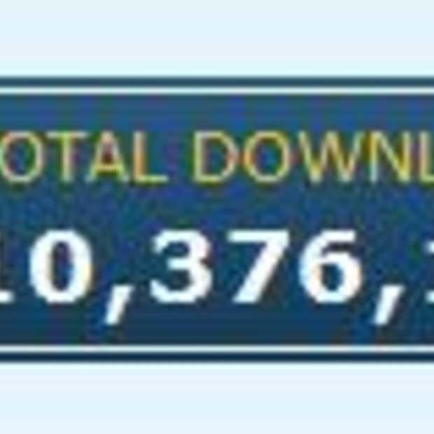 Meer dan 8 miljoen downloads in 24 uur