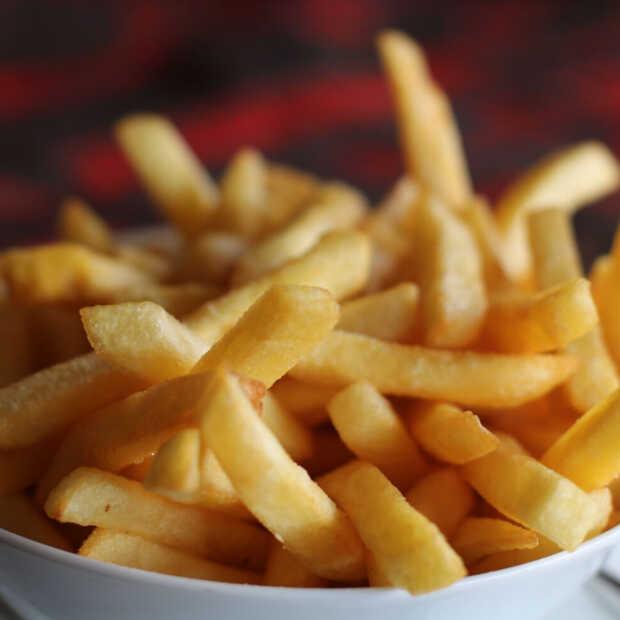 Het einde van de discussie of het nou friet of patat is