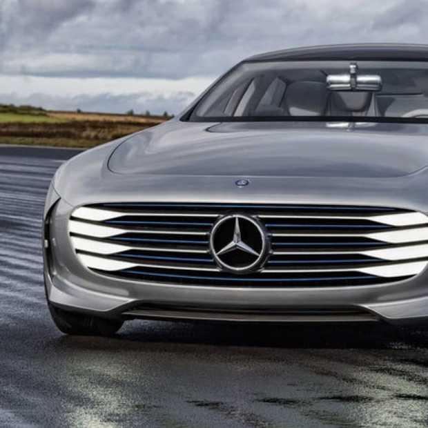 Mercedes wil auto's bouwen die dodelijke ongelukken voorkomen