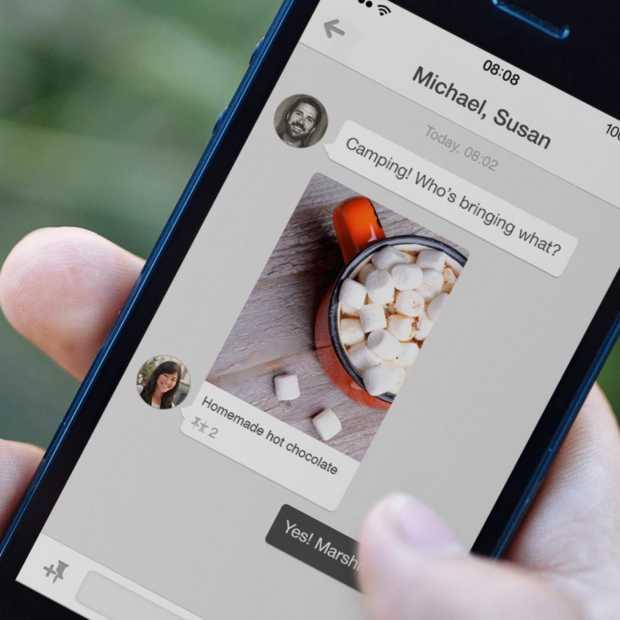 Nieuw op Pinterest: Pinterest Messaging