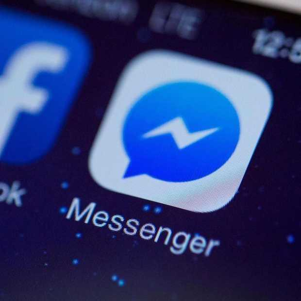Facebook voegt live-video toe aan Messenger