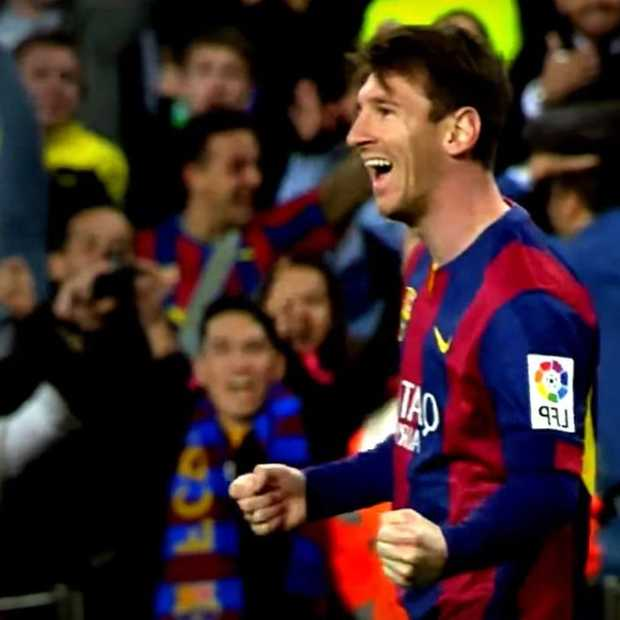 Bekijk alle 49 goals die Messi in 2015 maakte