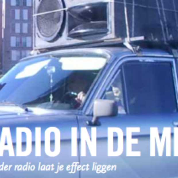 Met radioreclame meer effect?