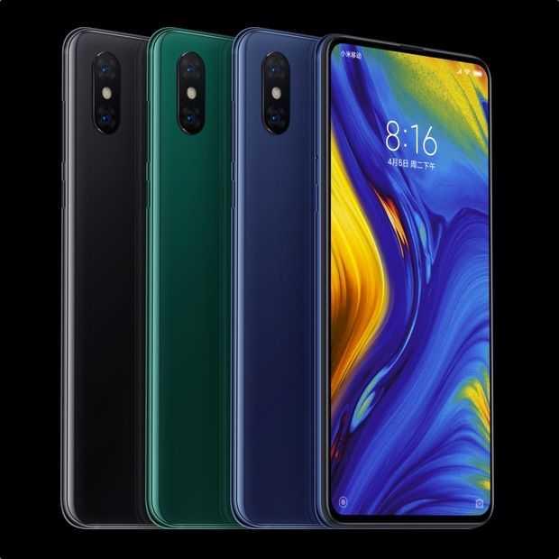 Xiaomi heeft (met een beetje valsspelen) de eerste notchloze smartphone