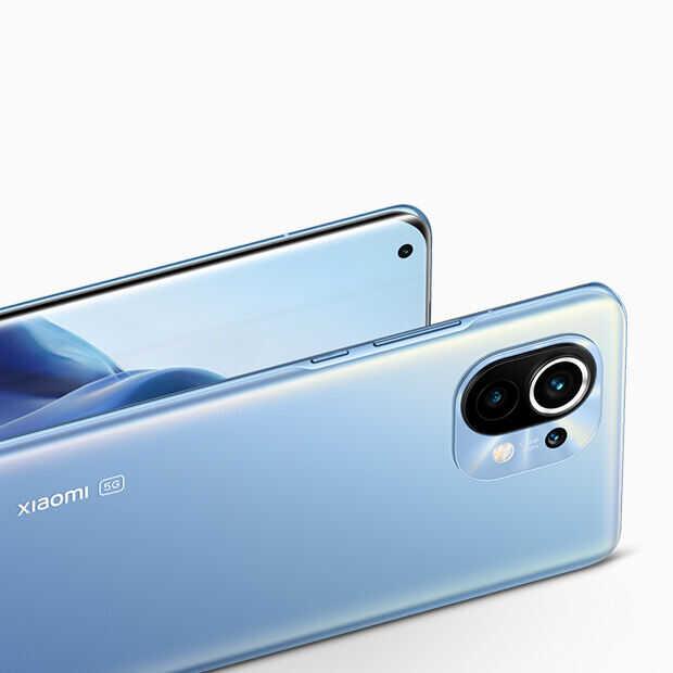 Nieuwe Xiaomi Mi 11-smartphone komt met thriller-effecten