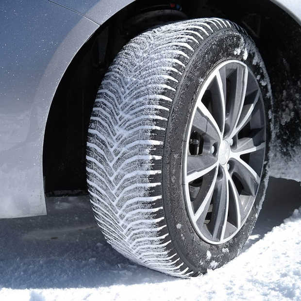Winter is coming! Maak kans op een Michelin #CrossClimate bandenset!