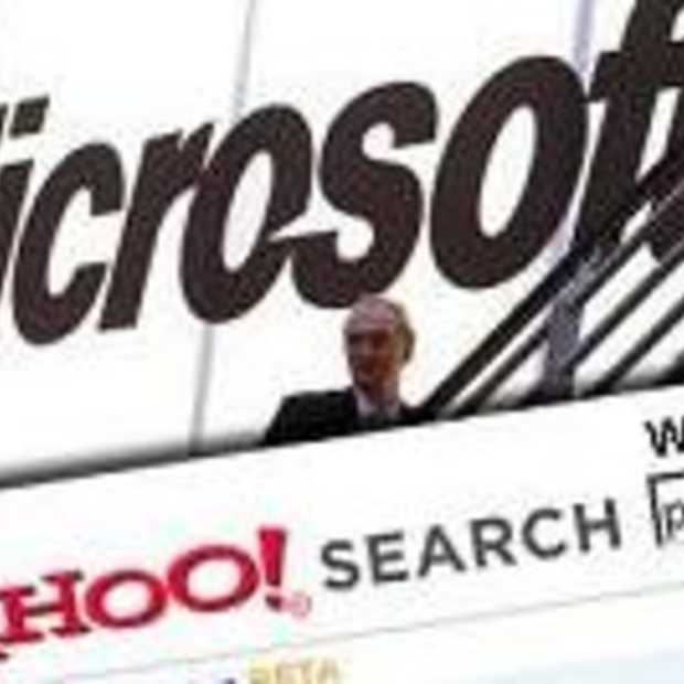 Microsoft date weer met Yahoo?!