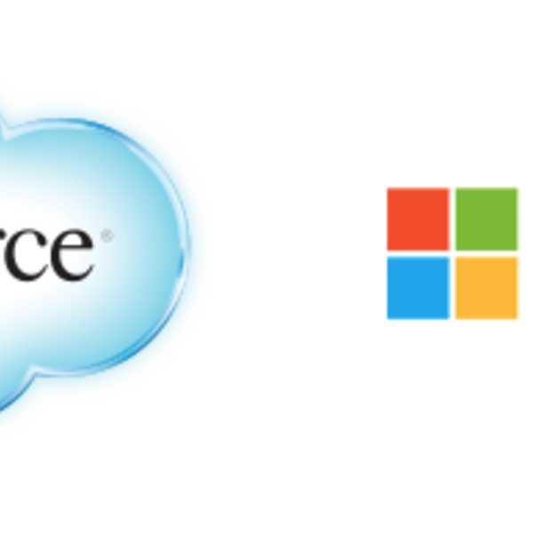 Microsoft gaat samenwerken met Salesforce