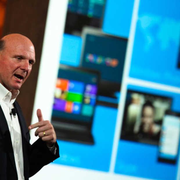 Microsoft gaat zich meer richten op hardware en online services
