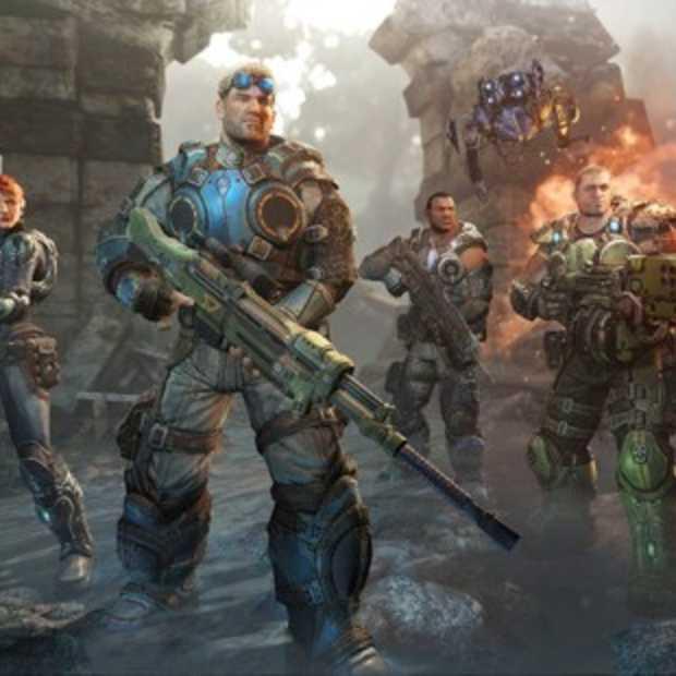 Microsoft geeft nieuwe Gears of War-kopers een historisch kado