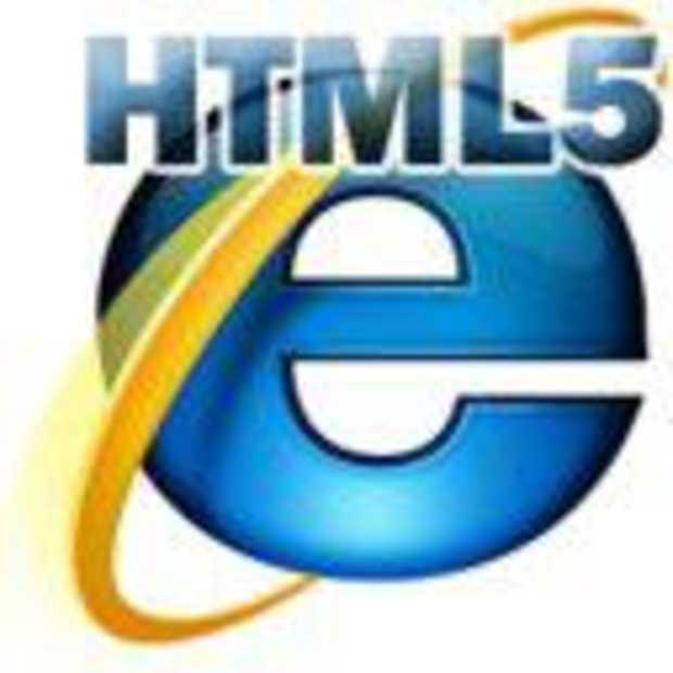 Microsoft kies ook voor HTML 5