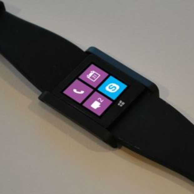 Microsoft komt met eigen smartwatch