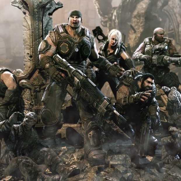 Microsoft neemt Gears of War over van Epic Games